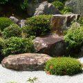 Ein schön angelegter Steingarten